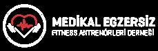 MEFU – Medikal Egzersiz ve Fitness Antrenörleri Derneği Logo